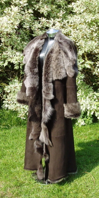 Brown Brisa Toscana Coat